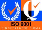 Getränke Koch ist ISO 9001 zertifiziert