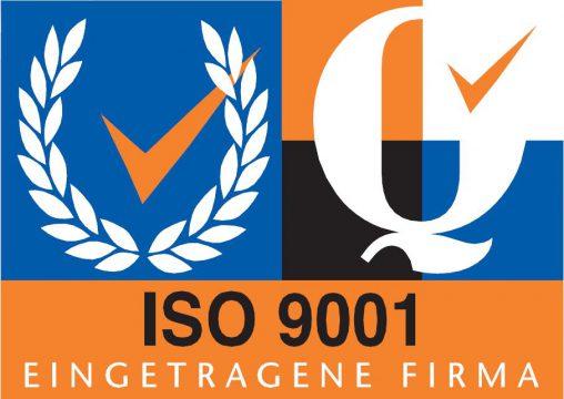 ISO 9001 Eingetragene Firma